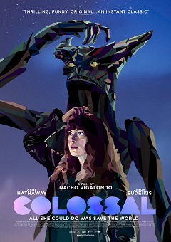 Colossal - Legendado Torrent torrent download capa