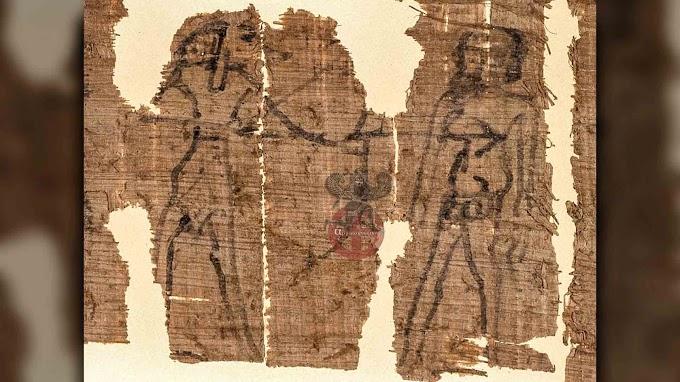 Έρωτας δια μαγείας! Ή, πώς μια αρχαία Αιγύπτια ερωτεύθηκε έναν Έλληνα