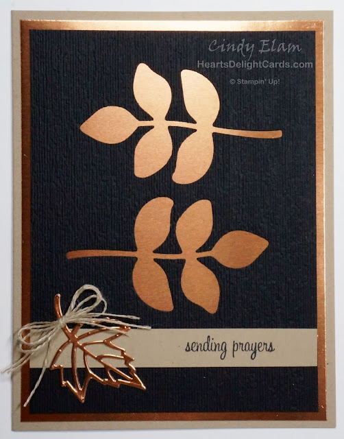Heart's Delight Cards, Itty Bitty Greetings, Sympathy, Stampin' Up!