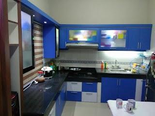 kitchen set di mojolaban