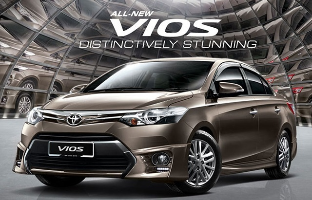 Price Toyota Vios 2016 LATEST And Specifications