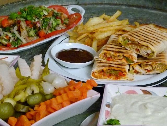 Hühnchen Shawerma Ägyptisches Rezept