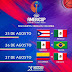 Calendario Americup de México: 3 Partidos Claves