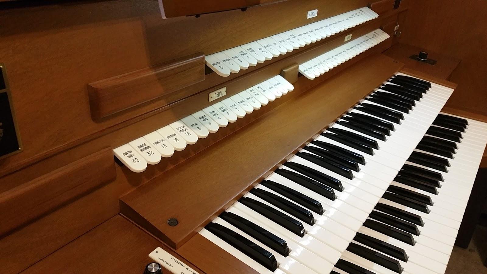 GRAFTON PIANO & ORGAN - EVENTS: ALLEN ORGANS USED FOR PAPAL
