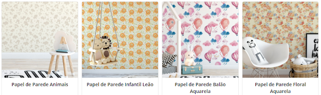 papel de parede, bemcolar, papel de parede para quarto de bebê, adesivo de parede, decoração quarto de bebê