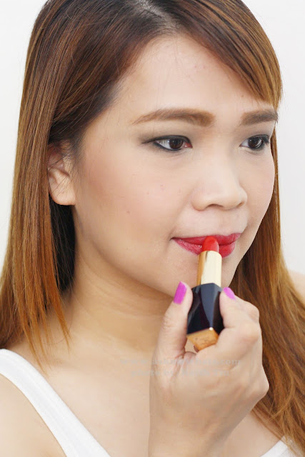 a photo of Estee Lauder Pure Color Envy Sculpting Lipstick in 340 Envious