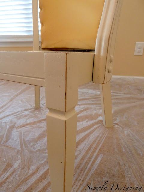 Glaze furniture 02a How to Refinish Furniture: Glazing 26