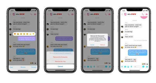تطبيق Messenger يحصل على واحدة من أفضل ميزات WhatsApp