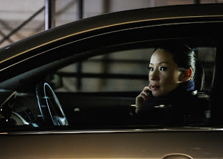 Lucy Liu as Joan Watson in CBS Elementary Episode # 18 Deja Vu All Over Again