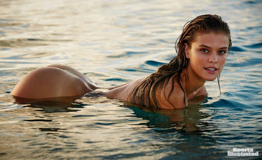 Nina Agdal is Naked And Horny