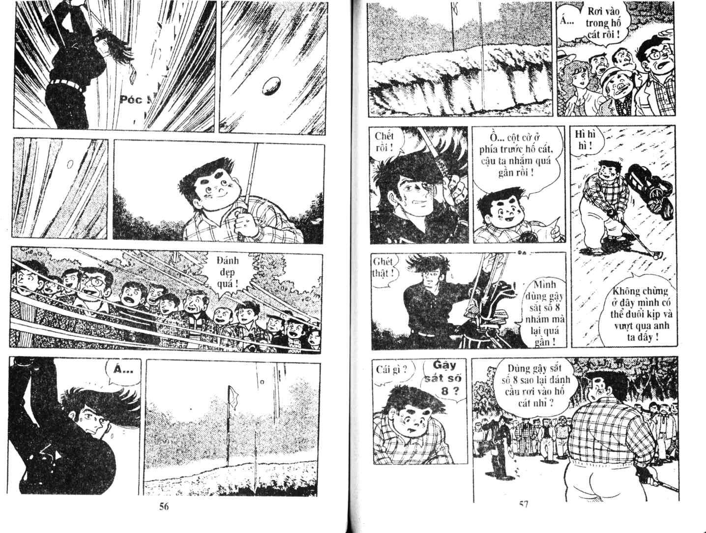 Ashita Tenki ni Naare chapter 5 trang 27
