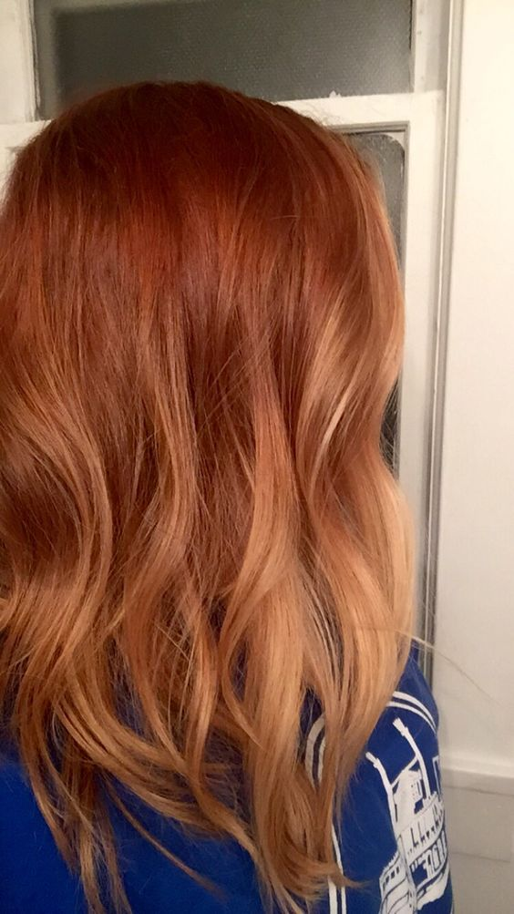 9 Ideas For Bronze Hair Color Hairstyles Amp Hair Color