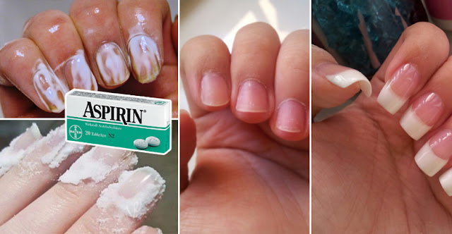 How To Use Aspirin To Grow Nail Very Fast In 2 Days!