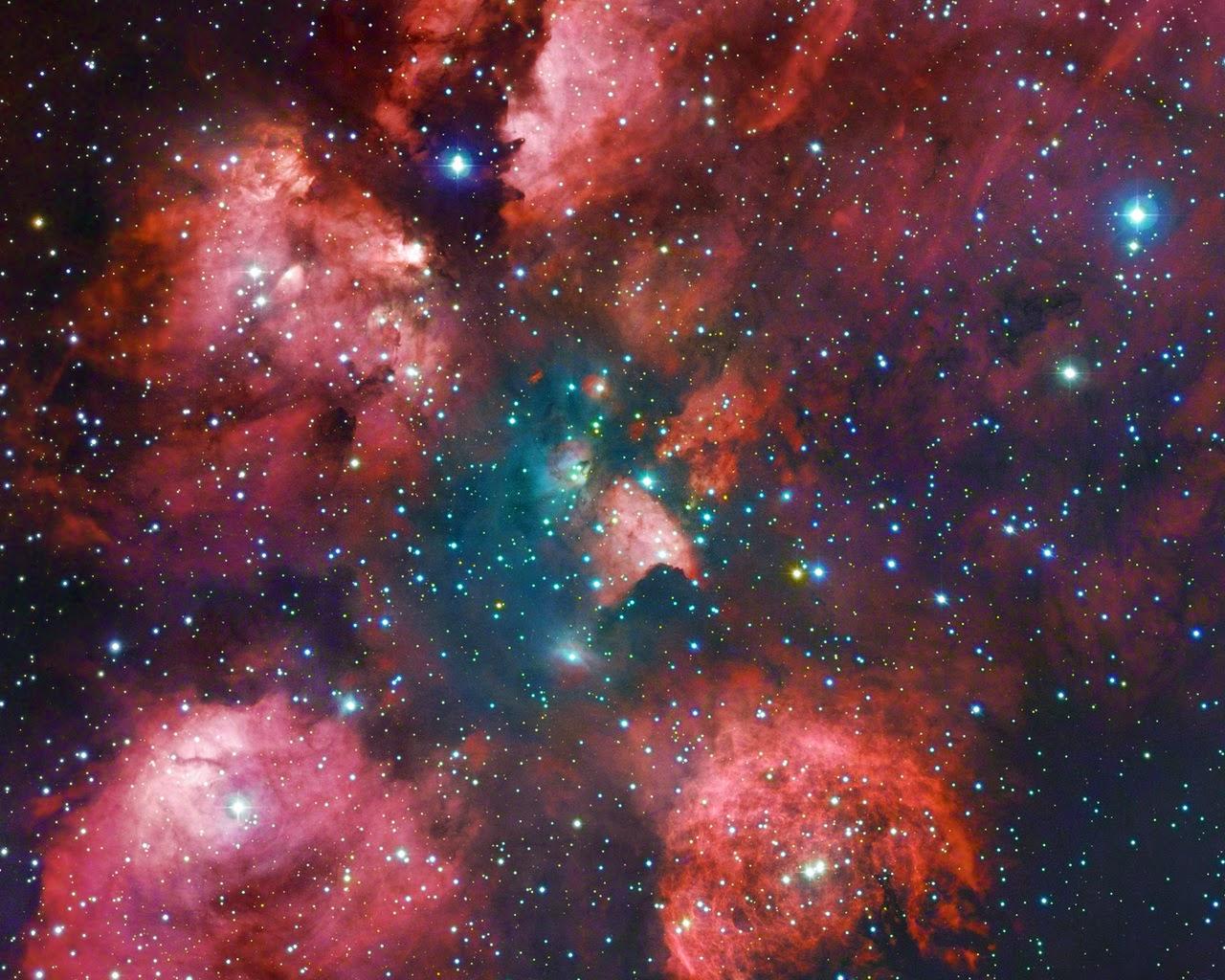 Nebulosa, Classificação das Nebulosas