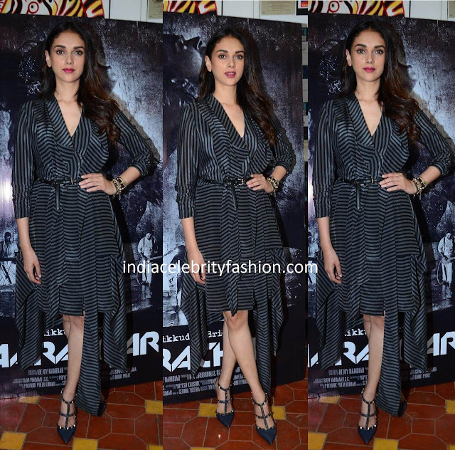 Aditi Rao Hydari in Rohit and Rahul