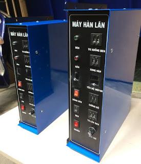 Hình ảnh tủ điều khiển cho máy hàn lưới, máy hàn bấm, máy hàn lăn