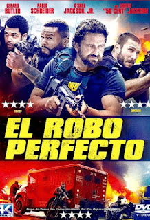 El robo perfecto (2018) en Español Latino
