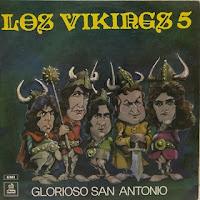 vikings 5 GLORIOSO SAN ANTONIO