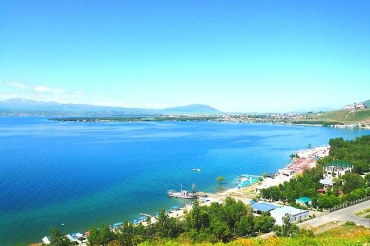 Danau Sevan, Armenia