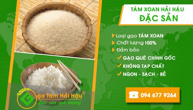 Mua gạo Tám Xoan ở đâu là ngon nhất?