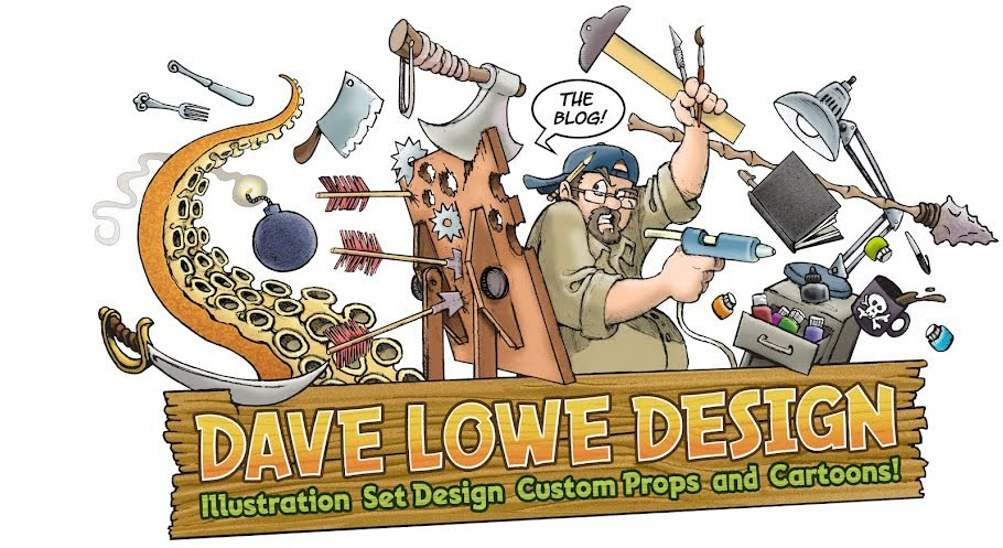 DAVE LOWE DESIGN the Blog
