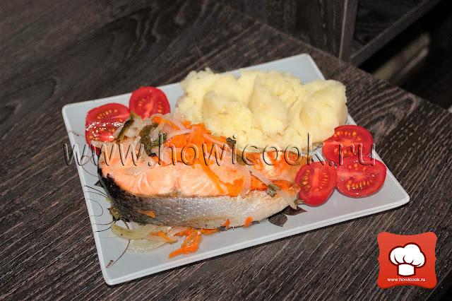 рецепт приготовления семги