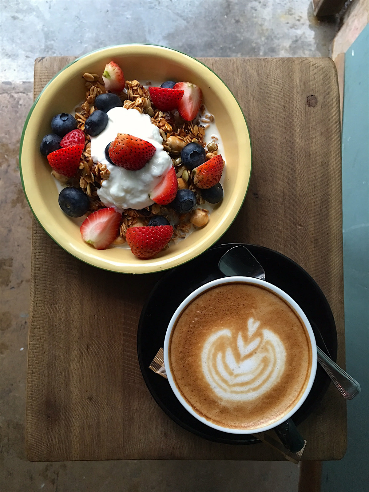 Gemmills: Morning Coffee and Breakfast In Edgy CBD Cafe ...