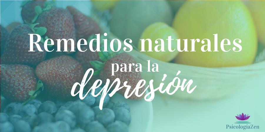 alimentos para la depresion y la ansiedad