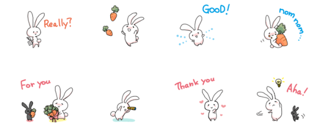 Smile Smile Rabbit.