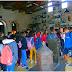 Στο Ελαιοτριβείο -Μουσείο Βρανά στον Παπάδο Λέσβου μαθητές του 2ου Γυμνασίου Μυτιλήνης (pics)