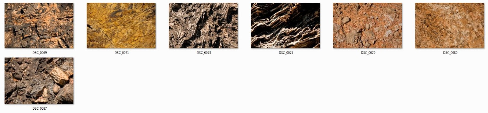 Ücretsiz Kaya Texture Fotoğrafları