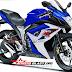 Sang Penantang Motor Sport Kelas 150cc Suzuki GSX-R150 Lebih Bertenaga dari Yamaha R15 ? Benarkah?