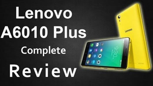 Harga HP Lenovo A6010 Plus Tahun 2017 Lengkap Dengan Spesifikasi, Kamera 13 MP, RAM 2GB, Memori Internal 16GB, Android Lollipop