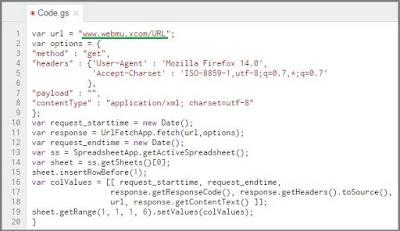 Tukangtik.com -- Edit Script Cron Job Website di Google Script + Tutorial