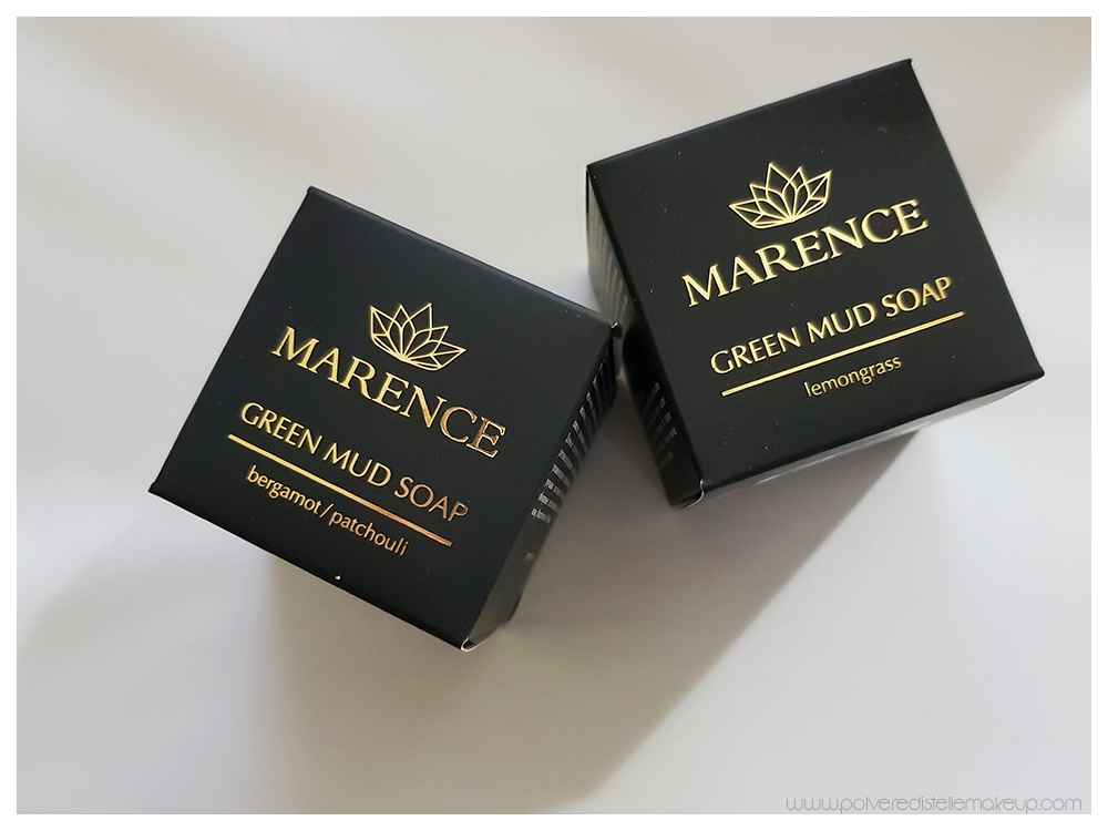 Marence Green Mud Soap