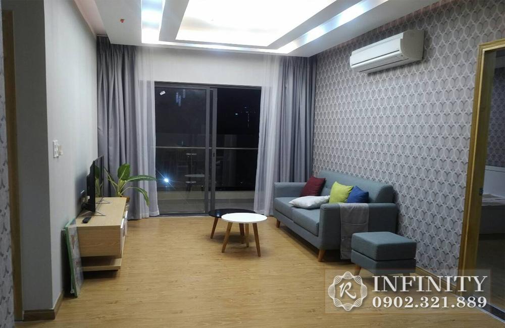 Cho thuê căn hộ 84m2 Everrich Infinity tầng 9