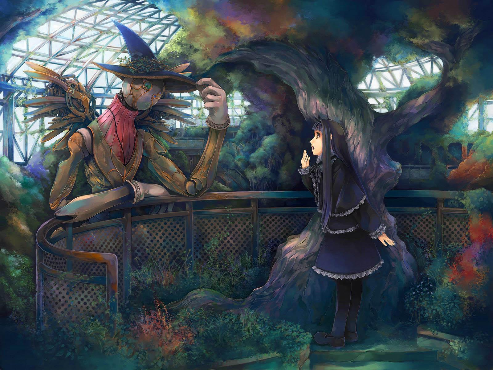 Awesome Anime Wallpapers HD - WallpaperSafari