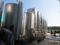 Vineland Estates - New Tanks