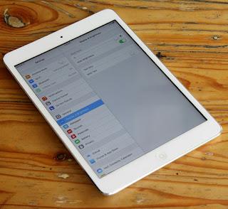 Jual  iPad mini ( 32 GB Wi-Fi + Cellular ) bekas