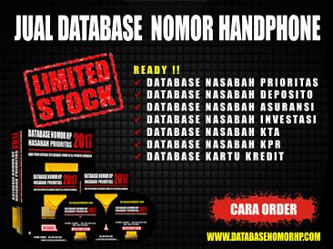 Jual Database Nomor HP Seluruh Kota Seindonesia