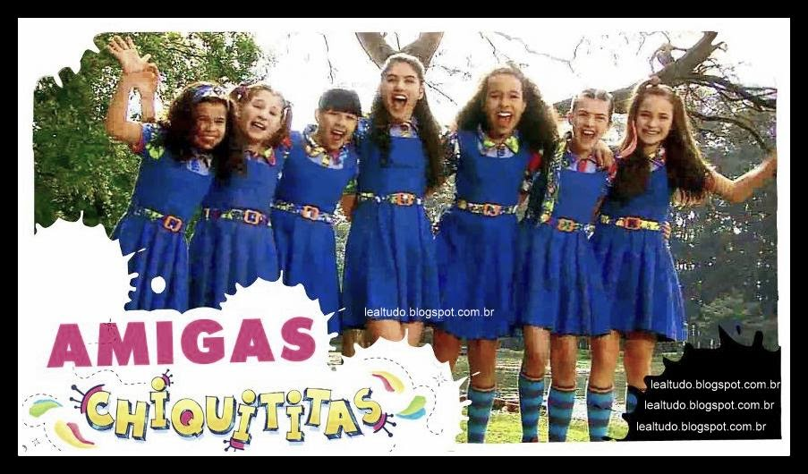 AMIGAS Chiquititas Assistir VIDEO CLIPE OFICIAL com LETRA DA MUSICA Clipes Youtube HD Ouvir Descargar Musicas Download