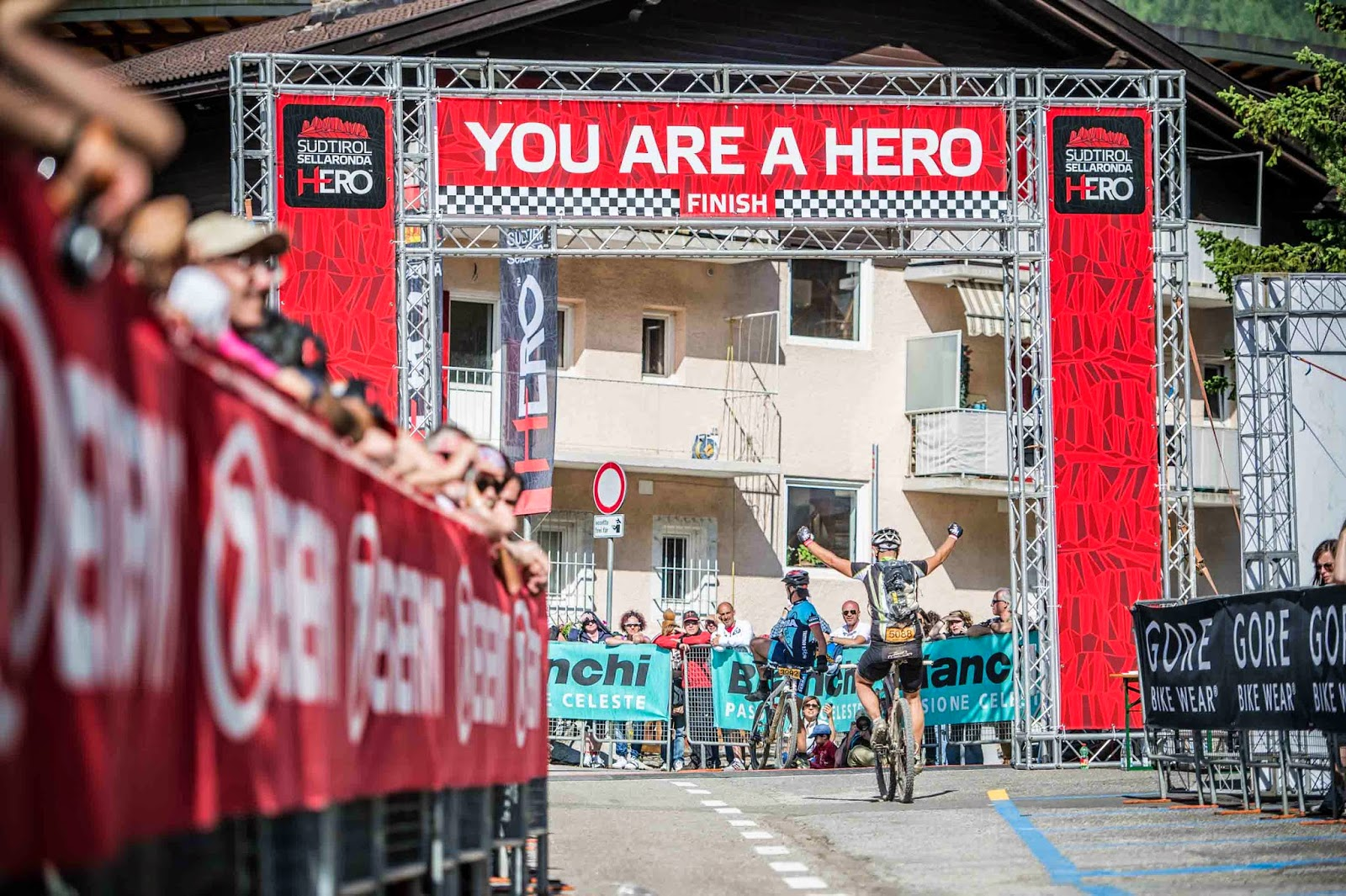 Südtirol Sellaronda HERO