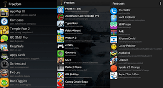 تطبيق فريدوم Freedom v1.7.8f لتهكير الالعاب والتطبقات