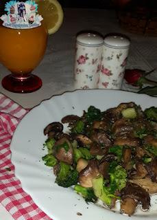 brokolili mantar, brokoli ve mantar, nasil 11 kilo verdim