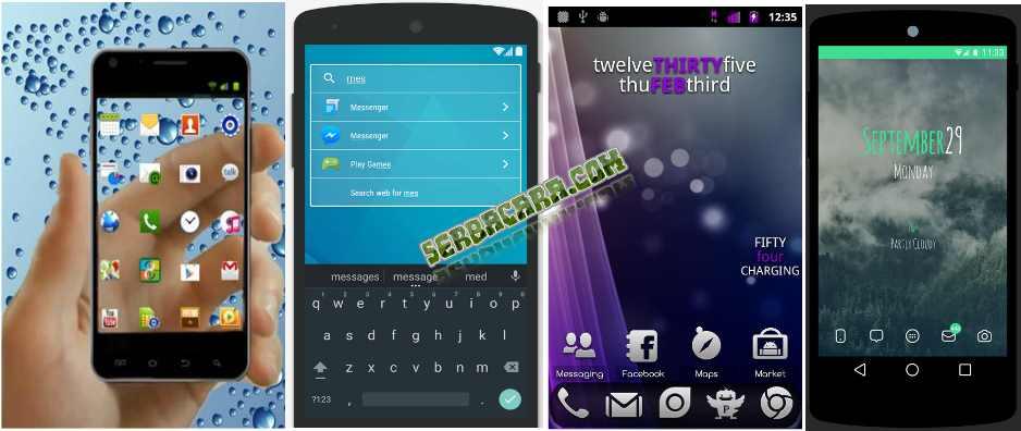 10 Aplikasi Tema Android Ringan Yang Perlu Anda Coba Serbacara Com Technology For Business