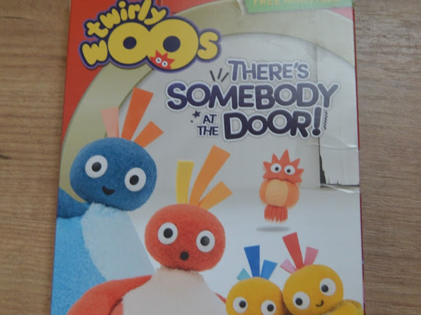 Twirlywoos - There's Somebody At The Door DVD Review