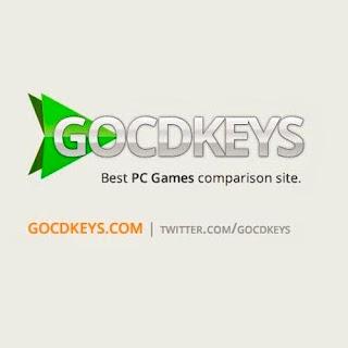 Gocdkeys el comparador de precios de videojuegos