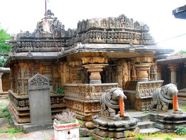 Sri Chennakeshava Temple, Hullekere