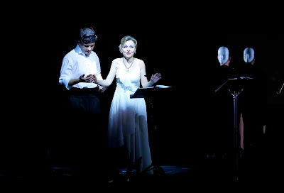 """Scena z opery """"Złote runo"""" Fot. Joanna Miklaszewska"""