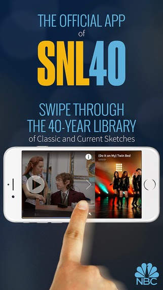 NBC releases SNL (Saturday Night Live) app for iPhone